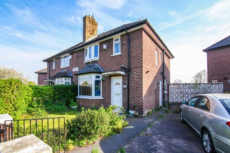 3 Bedrooms Semi Detached House for sale in Mersey Bank Avenue, Manchester, Greater Manchester, M21