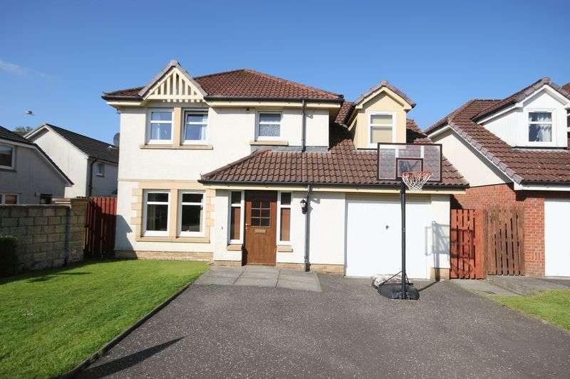 4 Bedrooms Detached House for sale in Burngrange Park, West Calder, West Lothian EH55 8HF