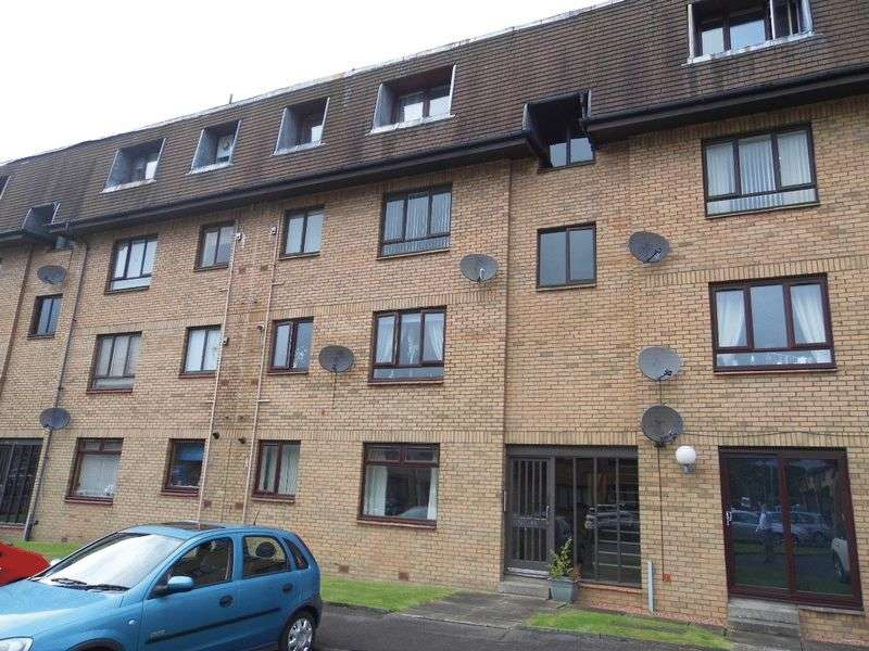 2 Bedrooms Flat for sale in Anchor Avenue, Paisley