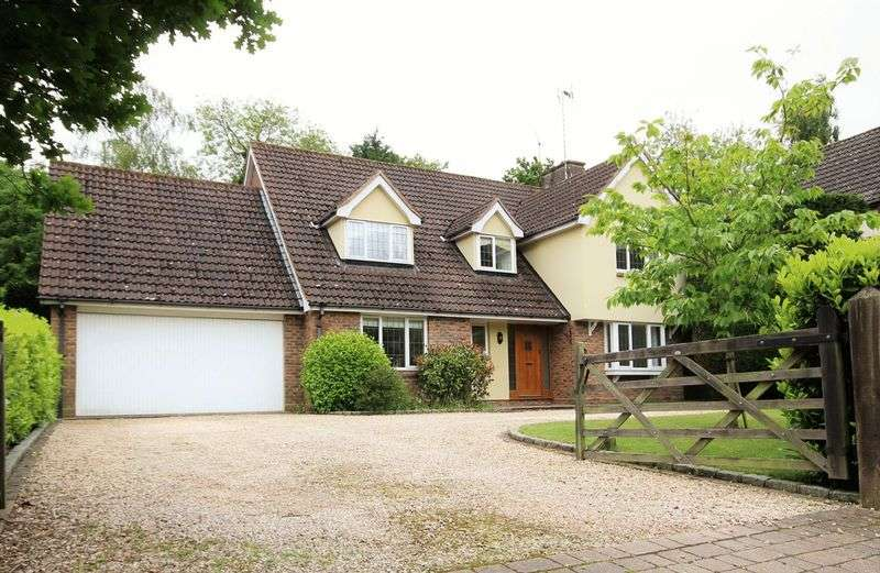 4 Bedrooms Detached House for sale in Longaford Way, Hutton Mount