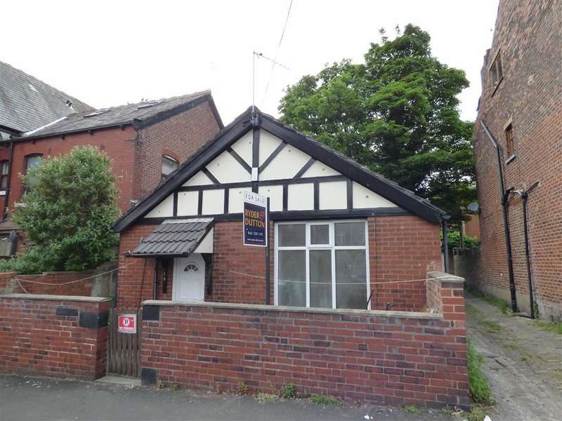2 Bedrooms Bungalow for sale in West Street, Stalybridge, Cheshire, SK15
