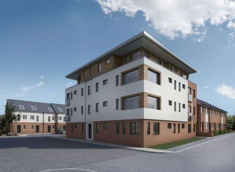2 Bedrooms Flat for sale in Staveley Road, Poolsbrook, Chesterfield