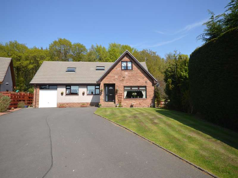6 Bedrooms Detached House for sale in Sandalwood Smithy Close Clarencefield, Clarencefield, Dumfries, DG1