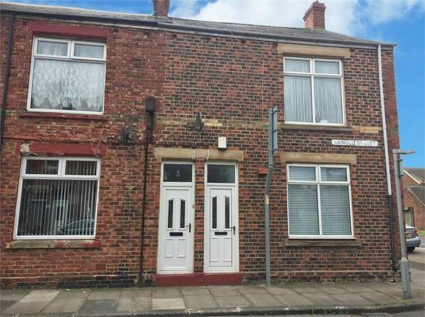 2 Bedrooms Flat for sale in Arnold Street, Boldon Colliery, Tyne and Wear