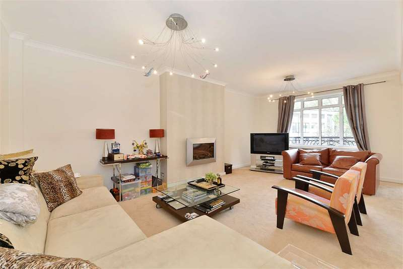 3 Bedrooms Flat for sale in Maitland Court, London