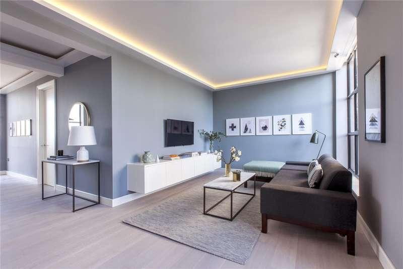 1 Bedroom Flat for sale in Long Island Lofts, Warple Way, London, W3