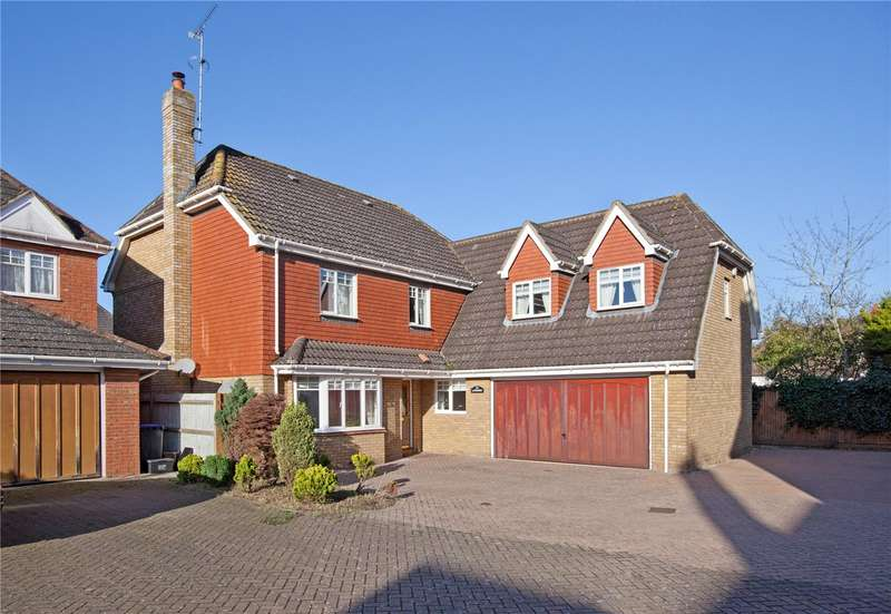 5 Bedrooms Detached House for sale in Willow Wood Close, Burnham, Buckinghamshire, SL1