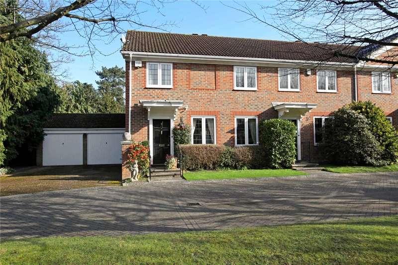 4 Bedrooms House for sale in Dove House Green, Weybridge, Surrey, KT13