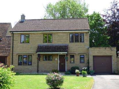 4 Bedrooms Detached House for sale in Martock, Somerset