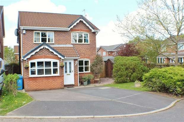 5 Bedrooms Detached House for sale in Maplewood Close, Royton, Oldham, Lancashire