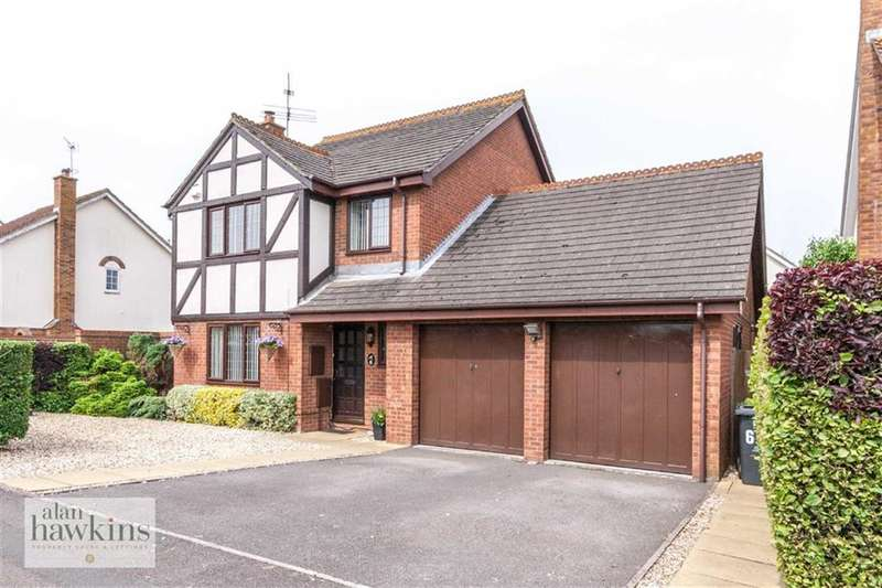 4 Bedrooms Property for sale in Bullfinch Close, Covingham, Swindon
