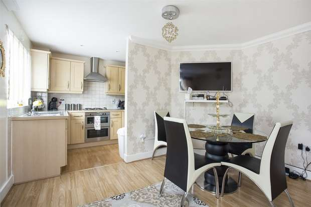 1 Bedroom Flat for sale in Ancroft House, 28 Horn Lane, Acton