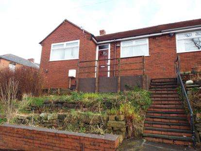 2 Bedrooms Bungalow for sale in Sunfield Road, Oldham, Greater Manchester