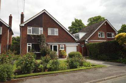 4 Bedrooms Detached House for sale in Summerlea, Cheadle Hulme, Cheadle, Greater Manchester