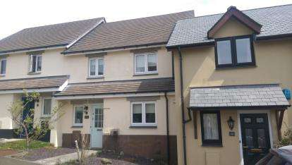 3 Bedrooms Terraced House for sale in Camelford, Cornwall