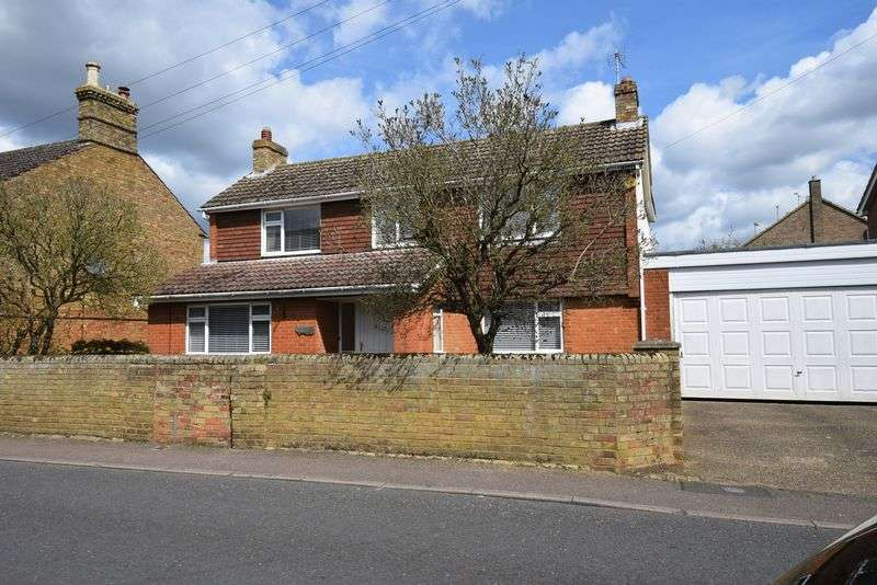 4 Bedrooms Detached House for sale in Church Road, Westoning