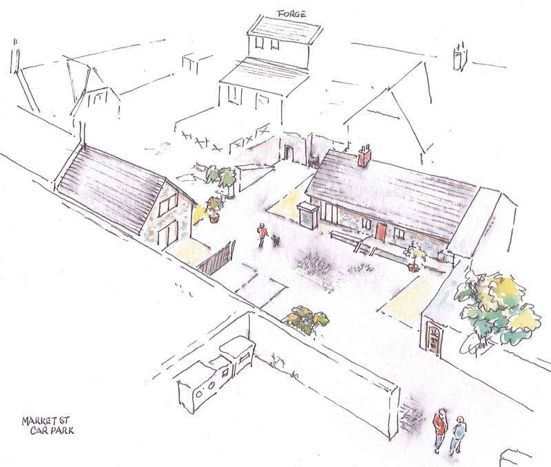 Land Commercial for sale in R/O 31 Swain Street, Watchet