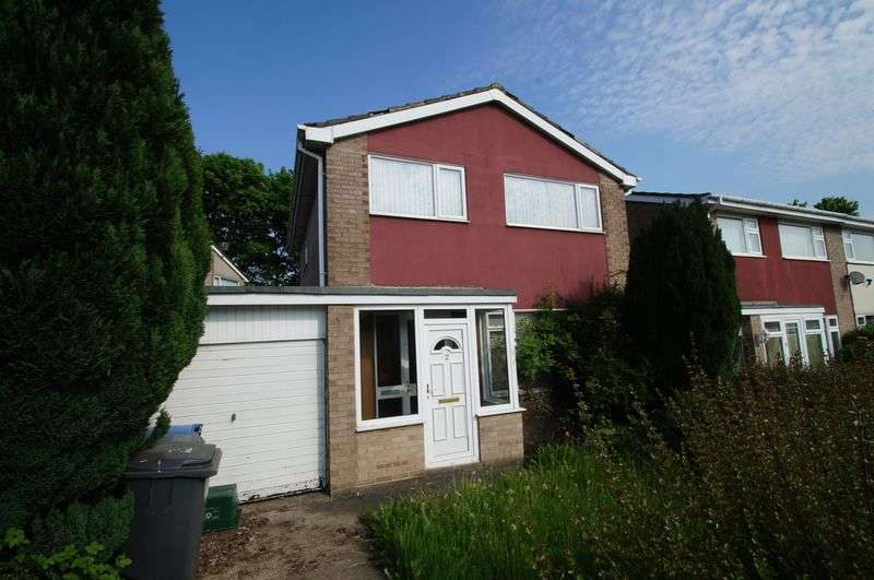 3 Bedrooms Detached House for sale in Bedale Close, Belmont
