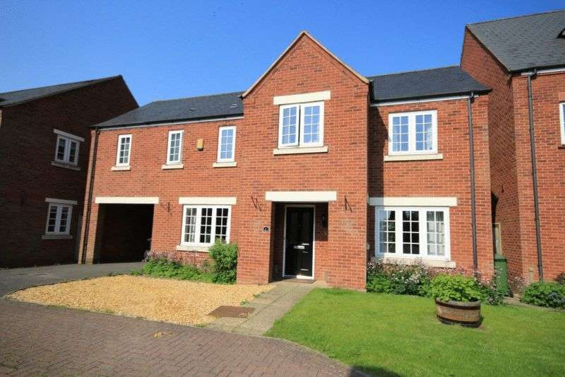5 Bedrooms Detached House for sale in CHURCH CLOSE, SMALLEY