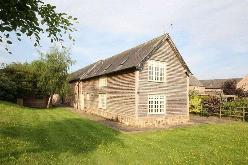 5 Bedrooms Detached House for sale in Holly Bank Farm, Ledsham Village, Cheshire