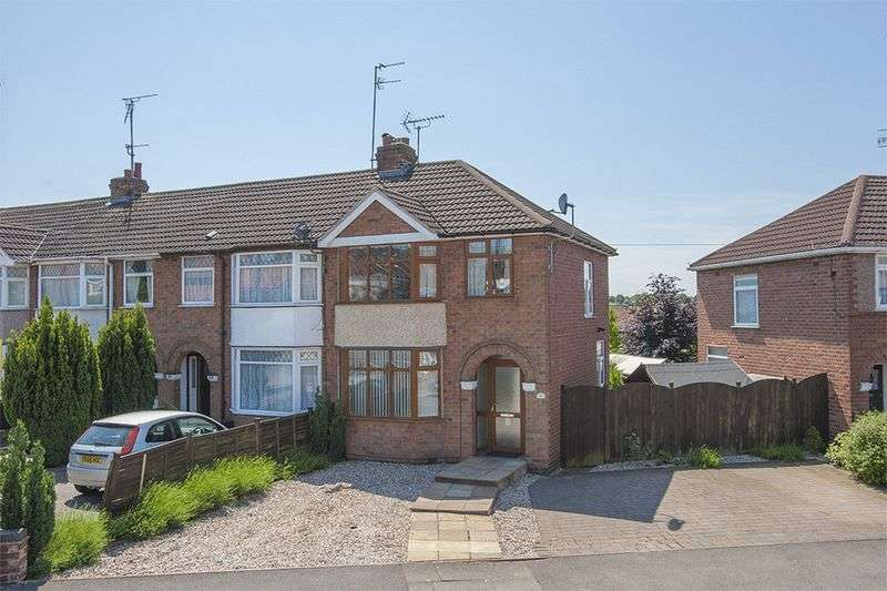 3 Bedrooms Terraced House for sale in The Martyrs Close, Cheylesmore, Coventry