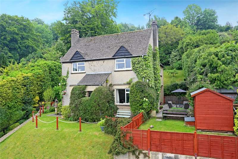 4 Bedrooms Detached House for sale in Dark Lane, Rodborough, Stroud, Gloucestershire, GL5
