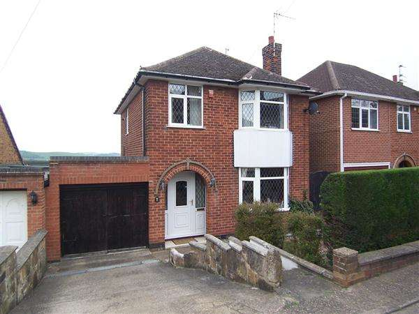 3 Bedrooms Detached House for sale in Laceyfields Road, Heanor