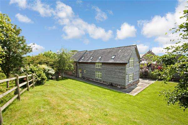 5 Bedrooms Detached House for sale in The Cruck Barn, Ledsham Village, Ellesmere Port