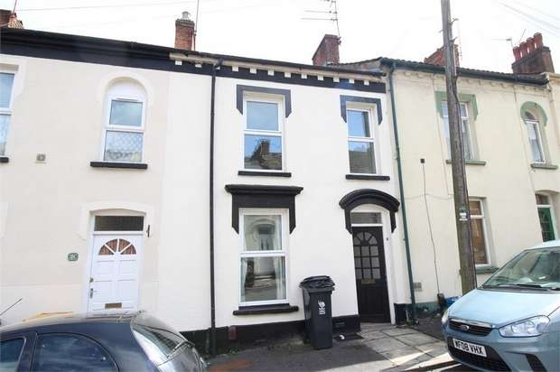3 Bedrooms Detached House for sale in St Edward Street, NEWPORT