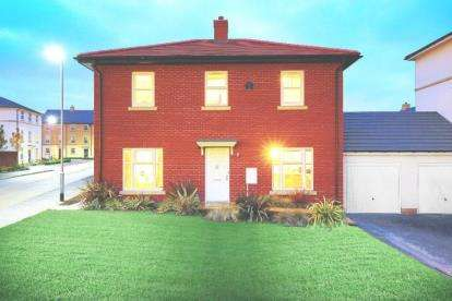 4 Bedrooms Detached House for sale in Prince Charles Avenue, Mackworth, Derby