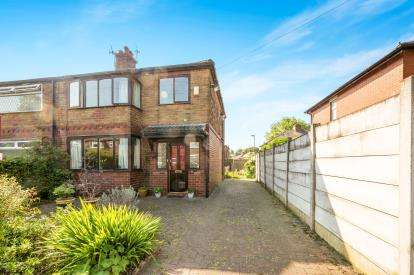 3 Bedrooms Semi Detached House for sale in Timperley Fold, Ashton-Under-Lyne, Greater Manchester, Ashton