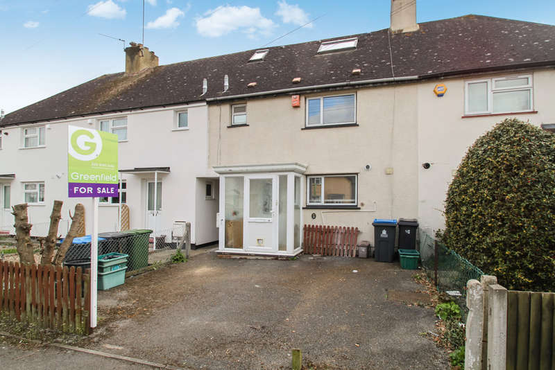 3 Bedrooms Terraced House for sale in Fullers Avenue, Surbiton