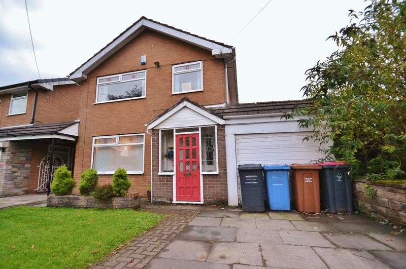 3 Bedrooms Detached House for sale in Primrose Bank, Worsley