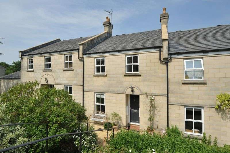 4 Bedrooms Terraced House for sale in Lansdown, Bath