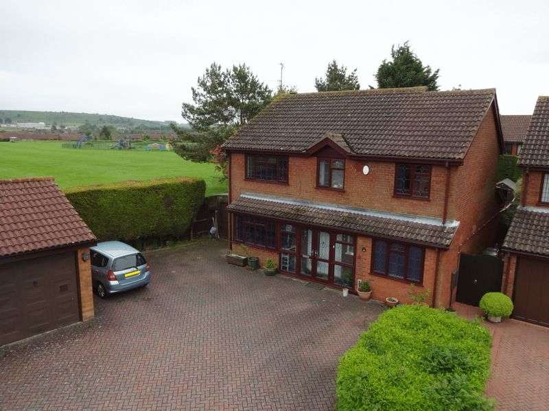 5 Bedrooms Detached House for sale in Fernheath.