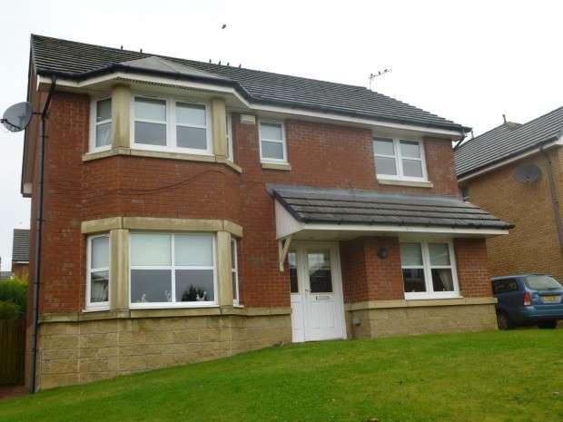 4 Bedrooms Detached House for sale in Brambling Road, Carnbroe, Coatbridge, ML5