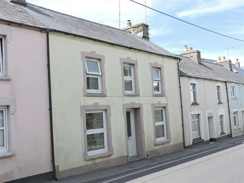 3 Bedrooms Property for sale in Dinas Cross