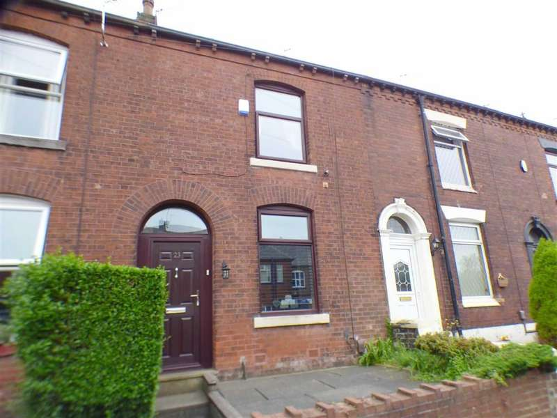 2 Bedrooms Property for sale in George Street, Chadderton, Oldham, OL9