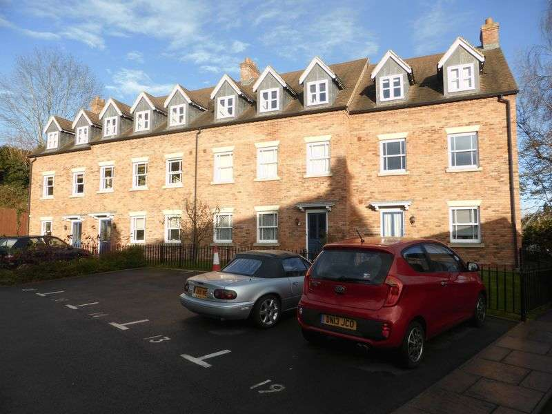 1 Bedroom Flat for sale in Copthorne Road, Shrewsbury