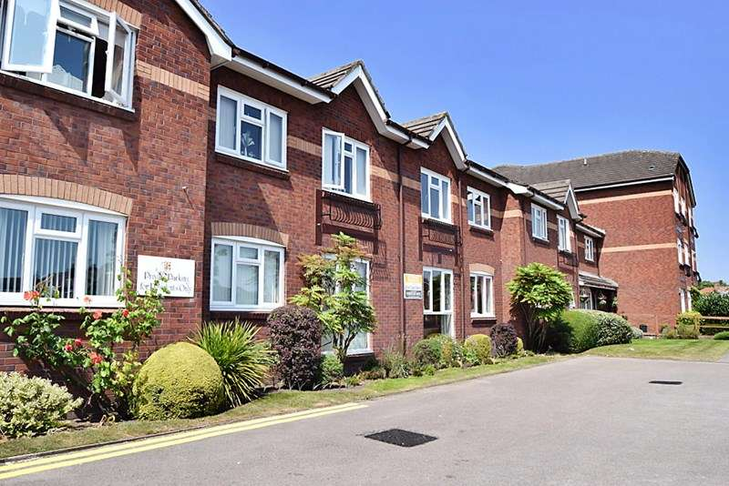 1 Bedroom Retirement Property for sale in Kensington Court, Formby, L37 8BQ