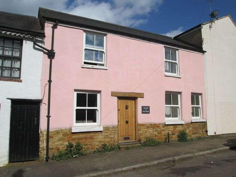 3 Bedrooms Terraced House for sale in School Road, Spratton, NN6 8HY