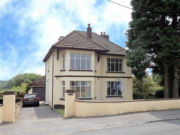 5 Bedrooms Detached House for sale in Hafod House, Llandeilo Road, GORSLAS, Llanelli