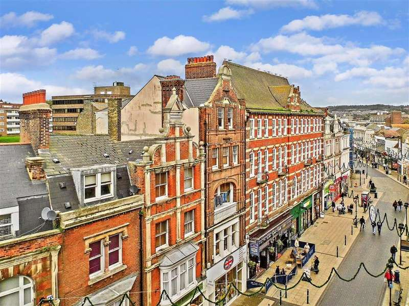 2 Bedrooms Apartment Flat for sale in Cannon Street, Dover, Kent