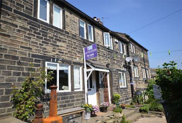 1 Bedroom Cottage House for sale in Barracks Fold, Hepworth, HOLMFIRTH, West Yorkshire