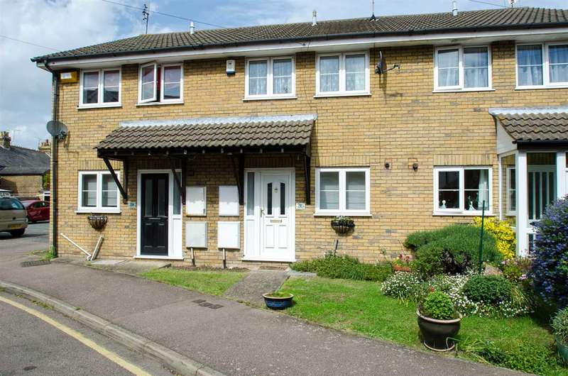 2 Bedrooms Terraced House for sale in Forge Lane, Whitstable