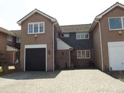 4 Bedrooms Terraced House for sale in West End, Southampton, Hampshire