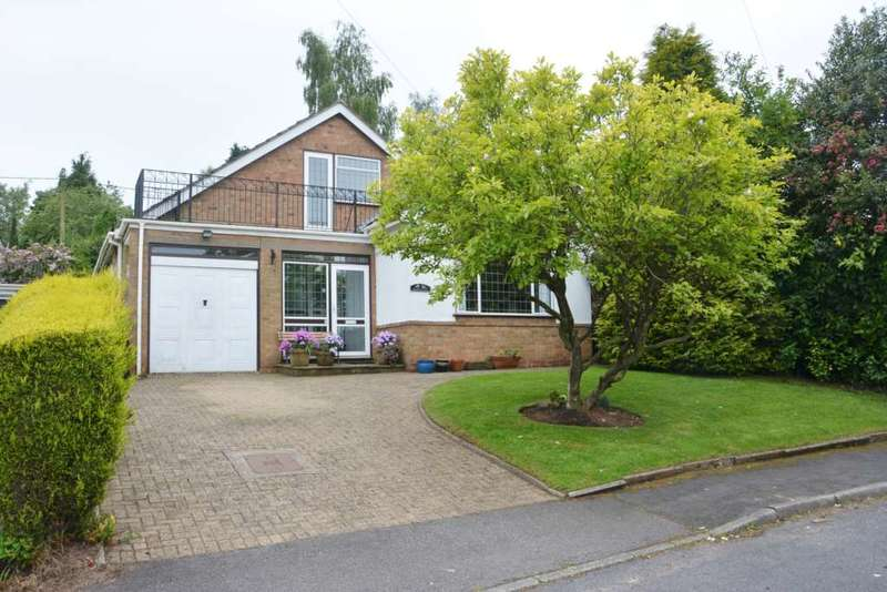 4 Bedrooms Detached House for sale in Kingswood Avenue, Corley