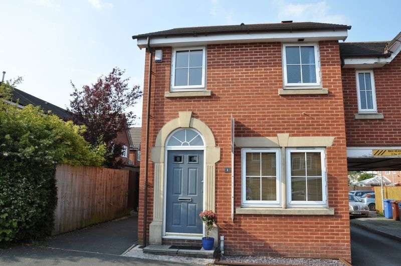 2 Bedrooms Detached House for sale in Marlow Court, Adlington