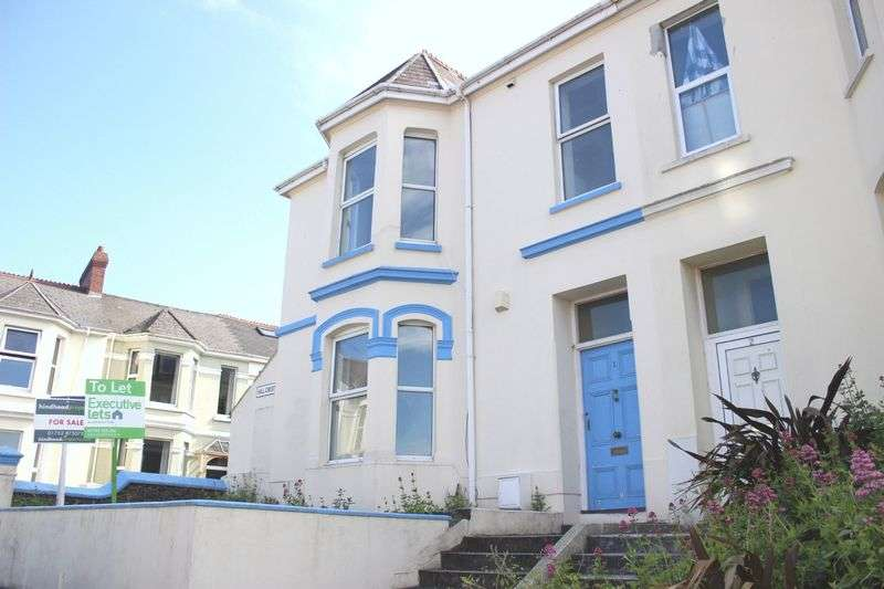 1 Bedroom Flat for sale in Hill Crest, Mannamead, Plymouth
