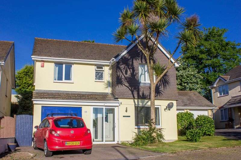 4 Bedrooms Detached House for sale in Sandy Hill, St Austell